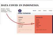 Cara Menampilkan Data Realtime COVID-19